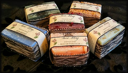 Ancient Alchemy's line of Intention Soaps