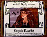 Wylde Wytch Soaps - Ancient Alchemy witch soaps, Dark Arts Sorceress Art Label by Carol Ochs