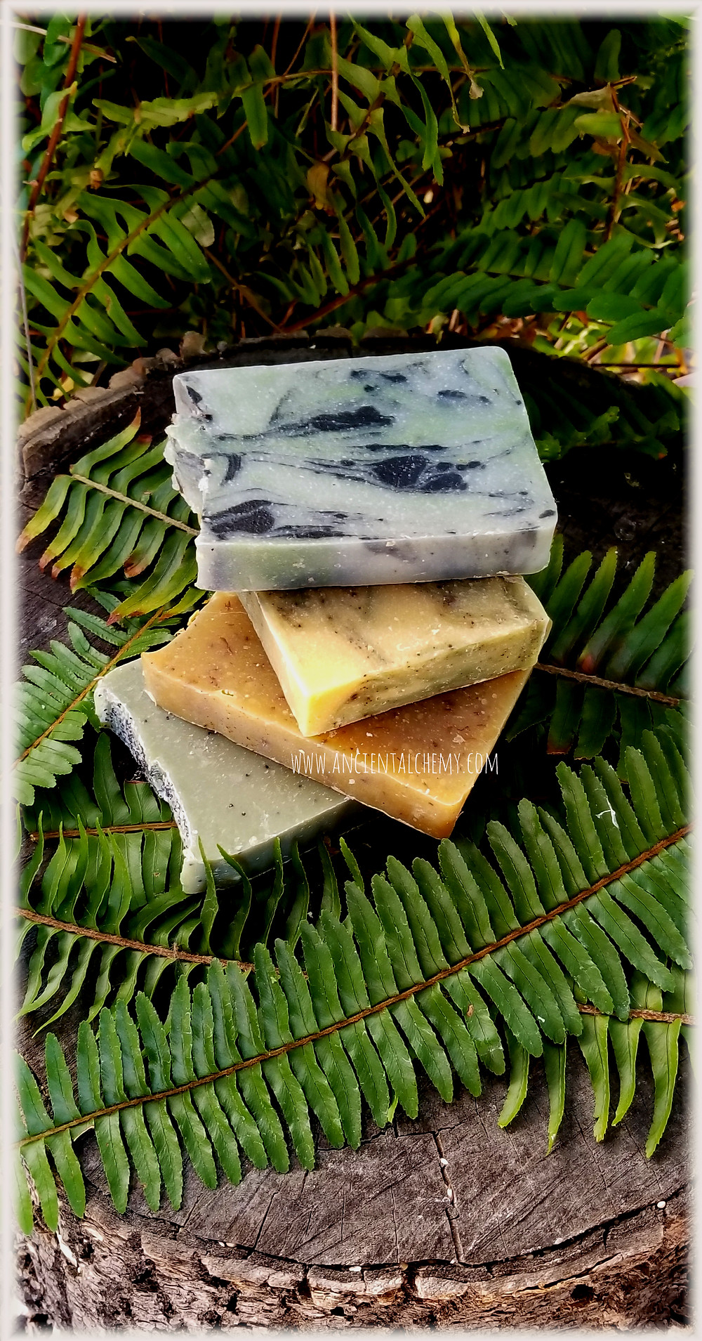 Ancient Alchemy Handmade Soaps