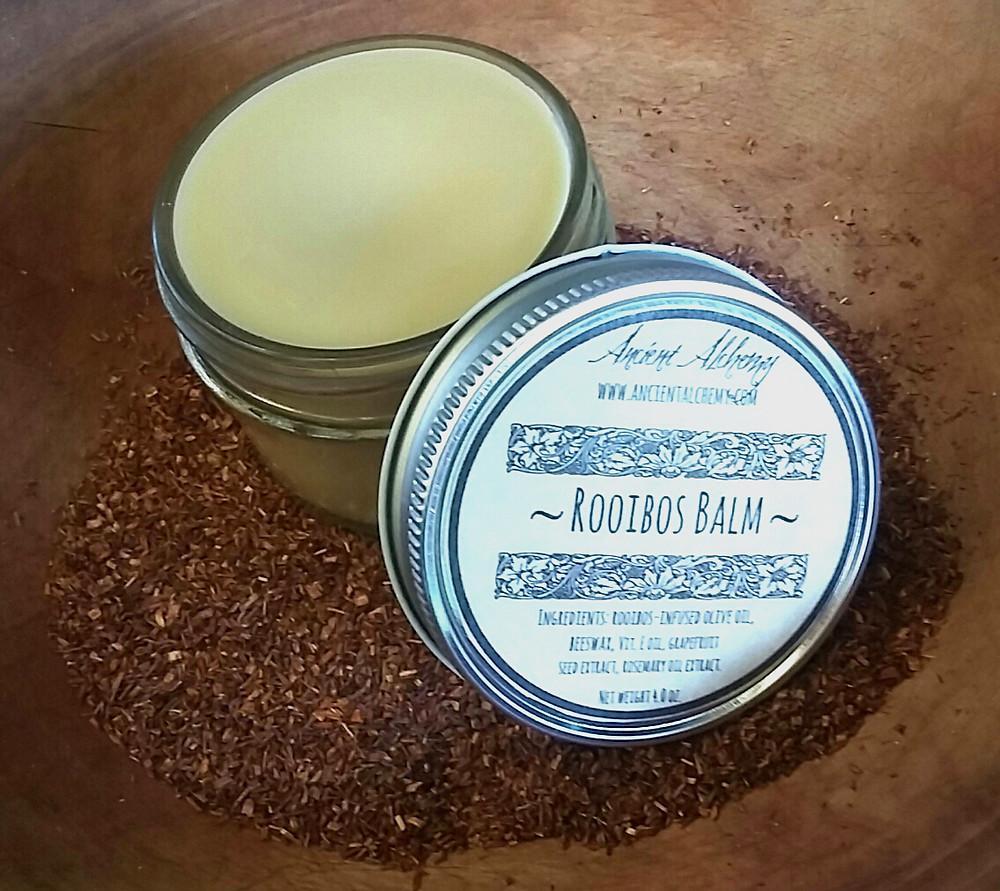 Rooibos Balm - Ancient Alchemy (psoriasis, eczema, acne, etc.)