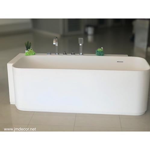 Bañera en resina