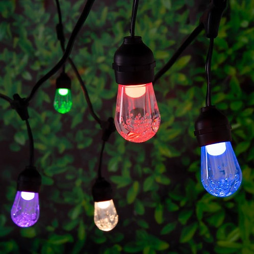 Guirnaldas LED