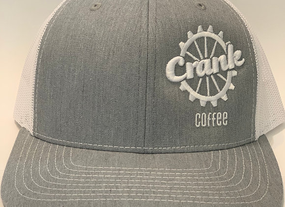 Crank Coffee Trucker Hat