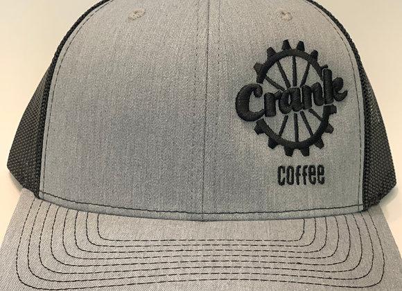 Crank Coffee Trucker Hat