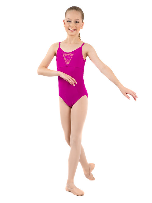 Energetiks Lace Layla Girls Leotard