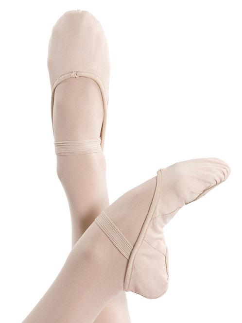 Energetiks Child Canvas Split Sole Ballet Shoe