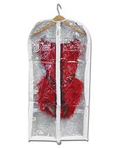 Individual Gusseted Garment Bag