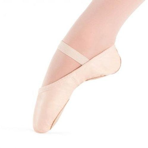 Bloch Prolite II Leather Flats- Girls