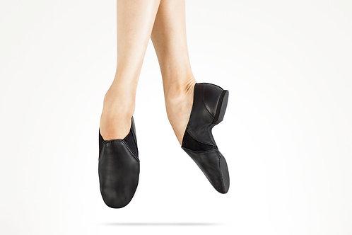 MDM (ADULT) Protract Leather Split Sole Jazz Shoe