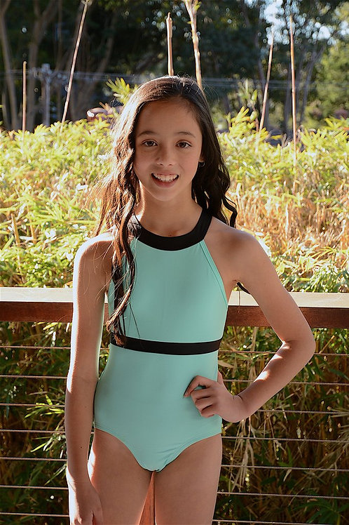 Georgiegirl 2 Strap Leotard Childs