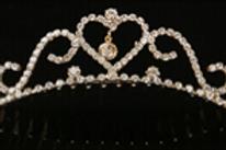 MIMY Design Gold Tiara