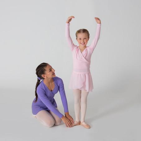 How to sew elastics onto ballet flats