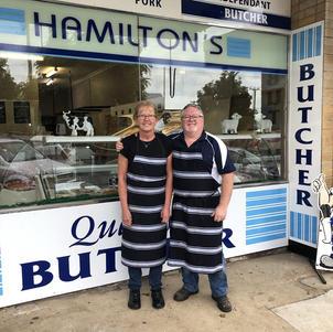 Hamilton's Quality Meats