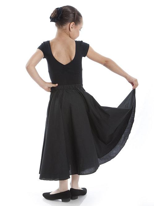Energetiks Black Character Skirt