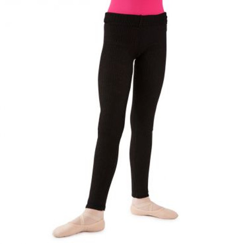 Bloch Rosie Rollover Knitted Girls Pant