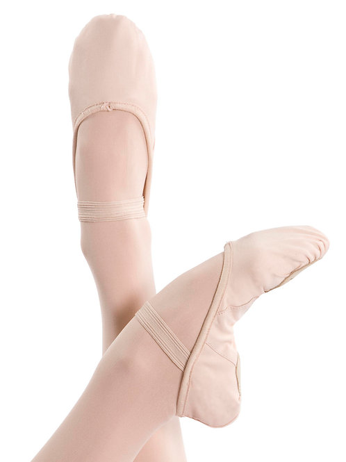 Energetiks Adult Canvas Split Sole Ballet Shoe