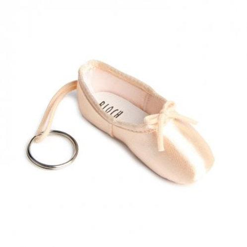 Bloch Pointe Shoe Keyring