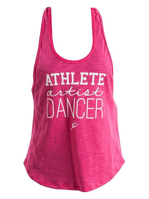 Energetiks 'Athlete Artist Dancer' Singlet