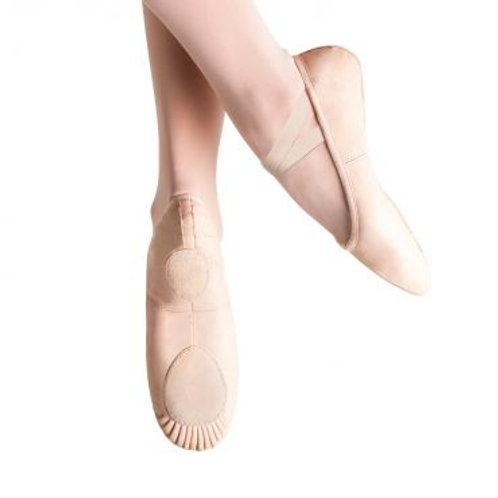 Bloch Adult Prolite Split Sole Leather Ballet Shoe