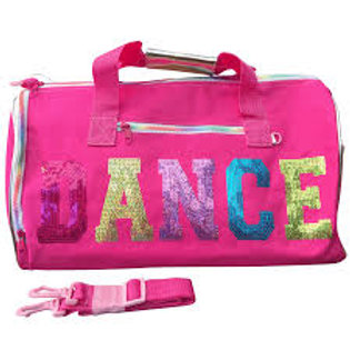 Dance Trends Pink Poppy 'Dance' Bag
