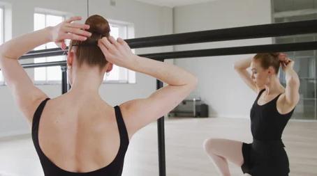 How to make a perfect ballet bun