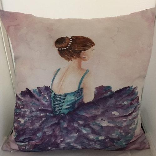Dancer Cushion