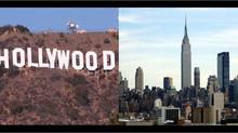 Shooting an Indie film Between Los Angeles and New York