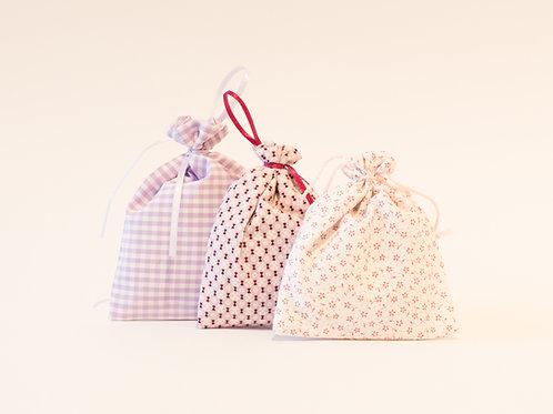 Handgemachte Lavendelsäckli