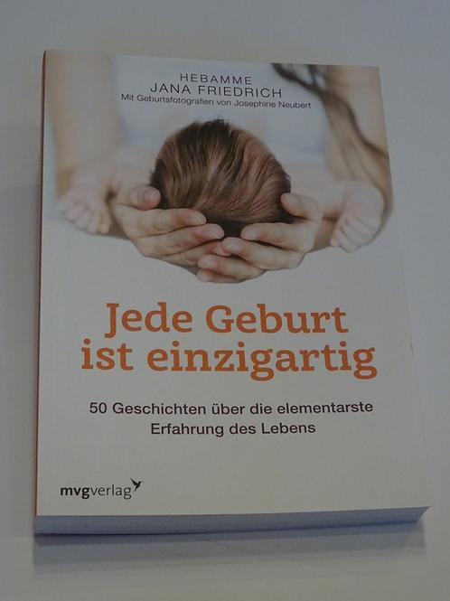 """Buch """"Jede Geburt ist einzigartig"""""""