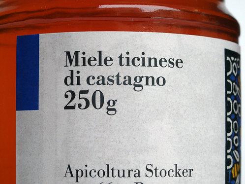 Tessiner Kastanien Bienenhonig 250 g