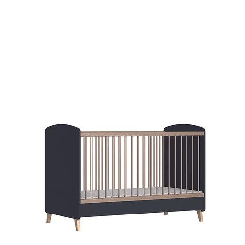 Bisal Kinderbett Colette anthrazit 70x140