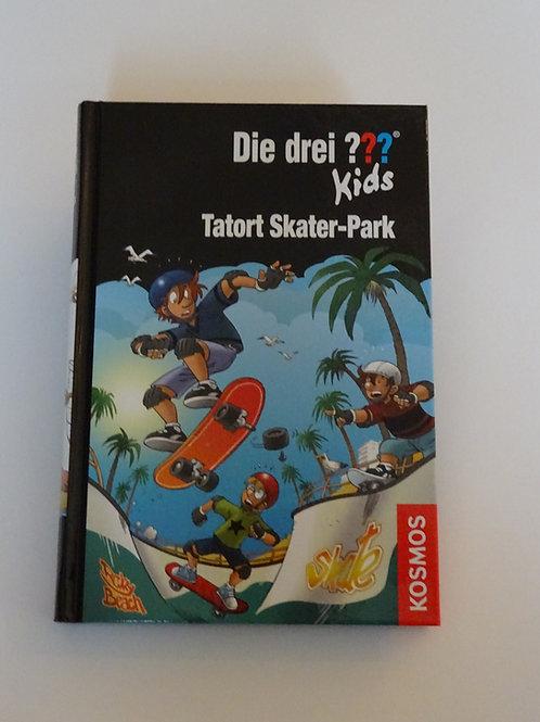 """Buch Die drei??? Kids """"Tatort Skater- Park"""""""