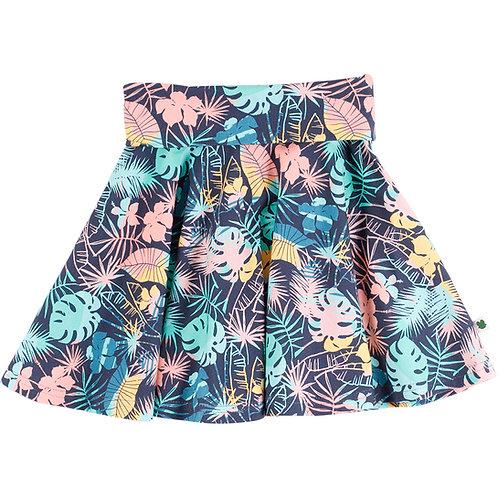 Green Cotton Freds World Palm Röckchen/ Skirt