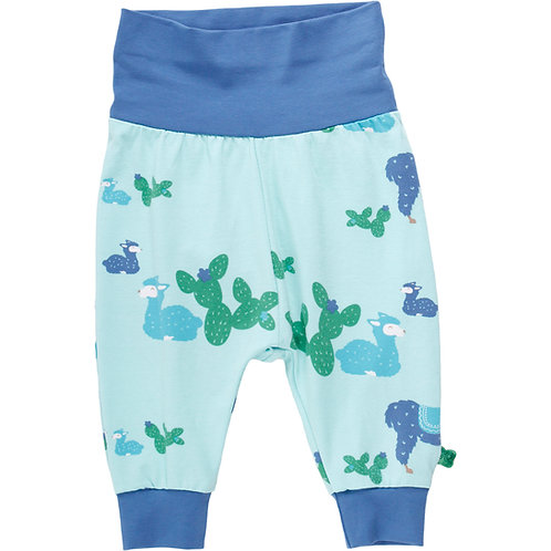 Green Cotton Fred s World Lama Pants Blau