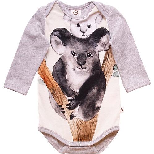 Green Cotton Müsli Body Koala