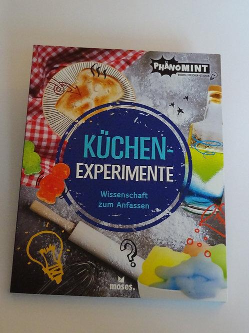 Buch Küchenexperimente Phänomint