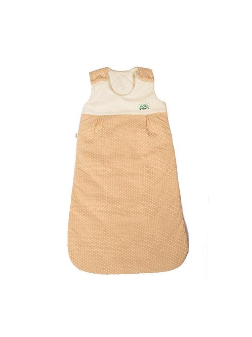 Baby Schlafsack aus Bio Baumwolle mit Polyesterfüllung