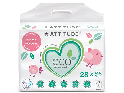 Attitude Eco Windeln