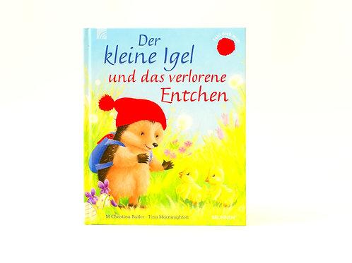 Bilderbuch Der kleine Igel und das verlorene Entchen