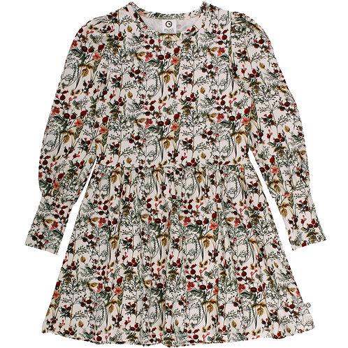 Winter Flower Kleid by Green Cotton Müsli