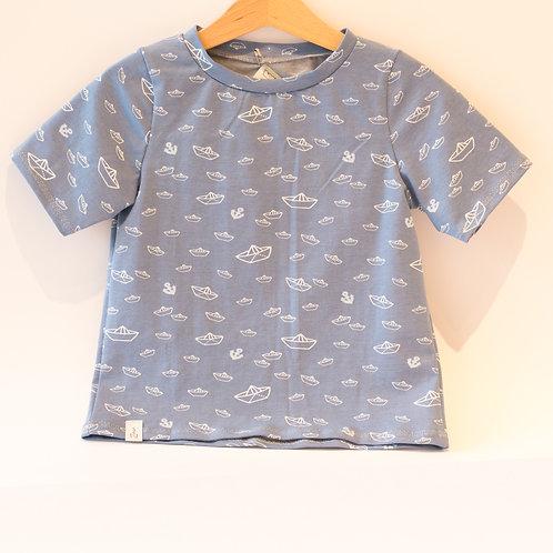 T- Shirt Schiffe Gr. 104