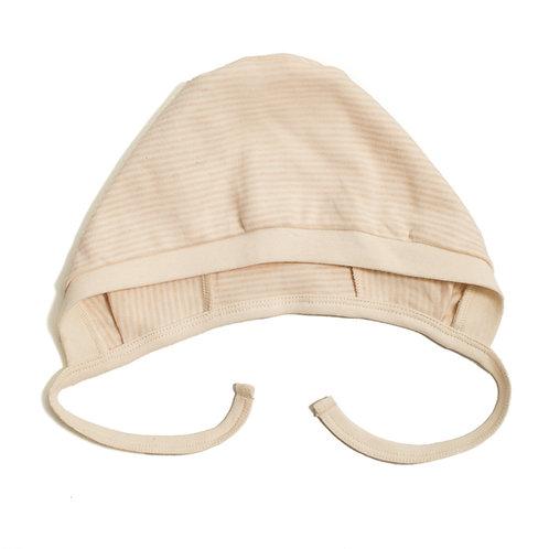 Baby Haube/ Mütze aus Bio Baumwolle