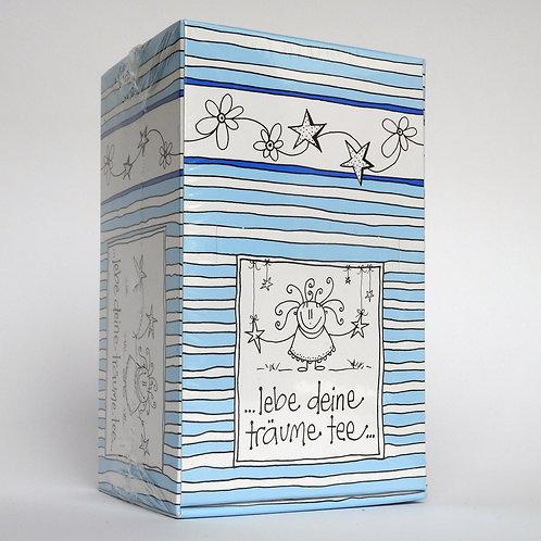 Leben-dig Teebox ...lebe deine träume tee...