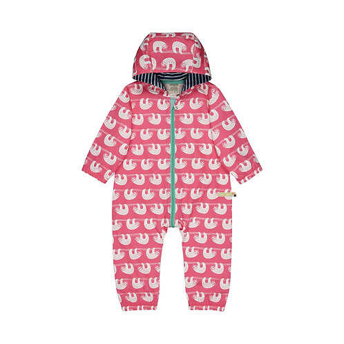 Loud and Proud Outdoor Overall wasserabweisend Azalea Faultiere