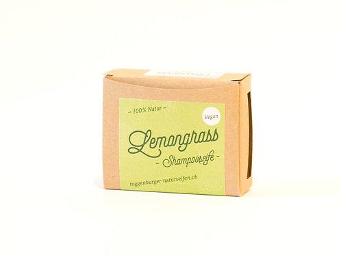 Toggenburger Naturseifen «Lemongrass»