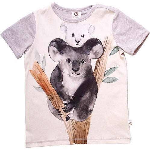 Green Cotton Müsli Koala T Shirt