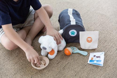 Plan Toys Tierpflege Set