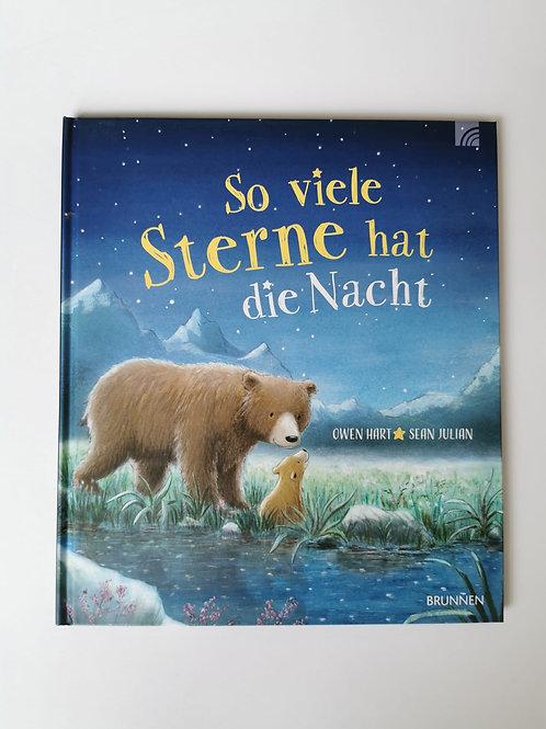 """Bilderbuch """"So viele Sterne hat die Nacht"""""""