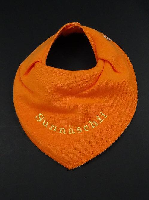 Dreieckstüechli «Sunnäschii»