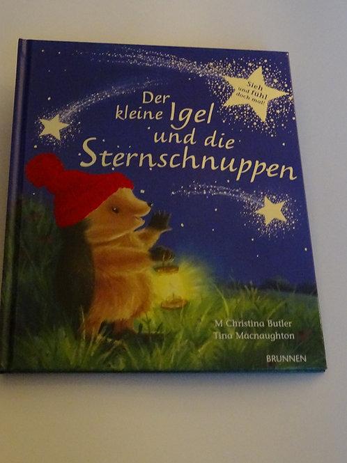 """Bilderbuch """"Der kleine Igel und die Sternschnuppen"""""""